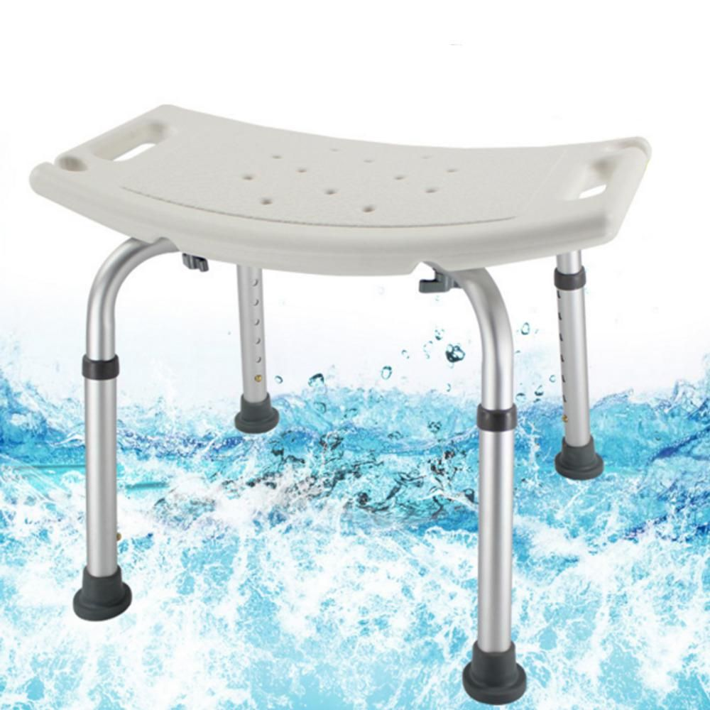 Tcare Adjustable Tub and Shower Seat - Medical Shower Chair Bath ...