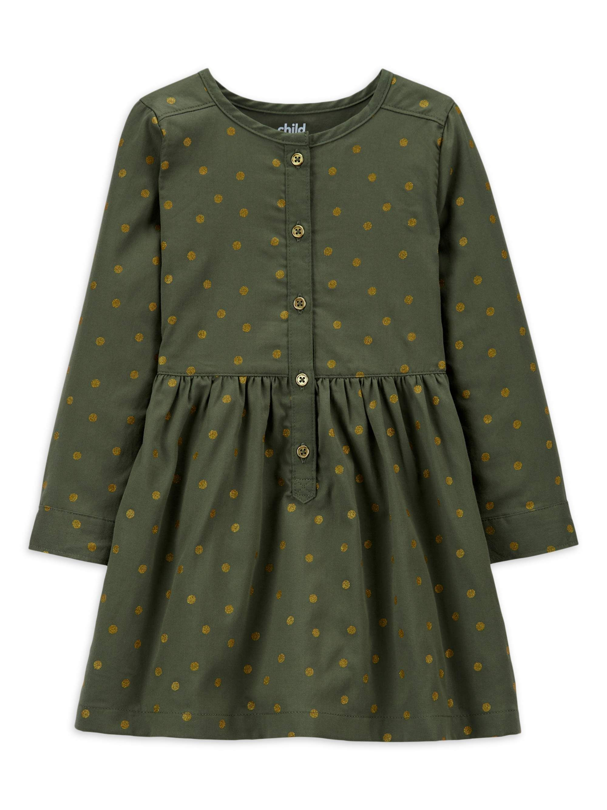 Child Of Mine By Carter S Child Of Mine By Carter S Baby Toddler Girls 3 4 Sleeve Knit Dress Sizes 12m 5t Walmart Com In 2021 Toddler Girl Dresses Cute Little Girl [ 2667 x 2000 Pixel ]