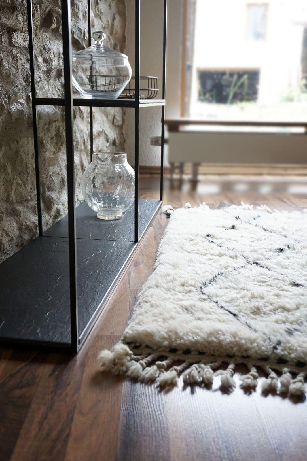 Verzauberkunst Skandinavische Teppiche Ideen Von Beni Ourain Teppich, Design Teppich, Marokkanischer Teppich,