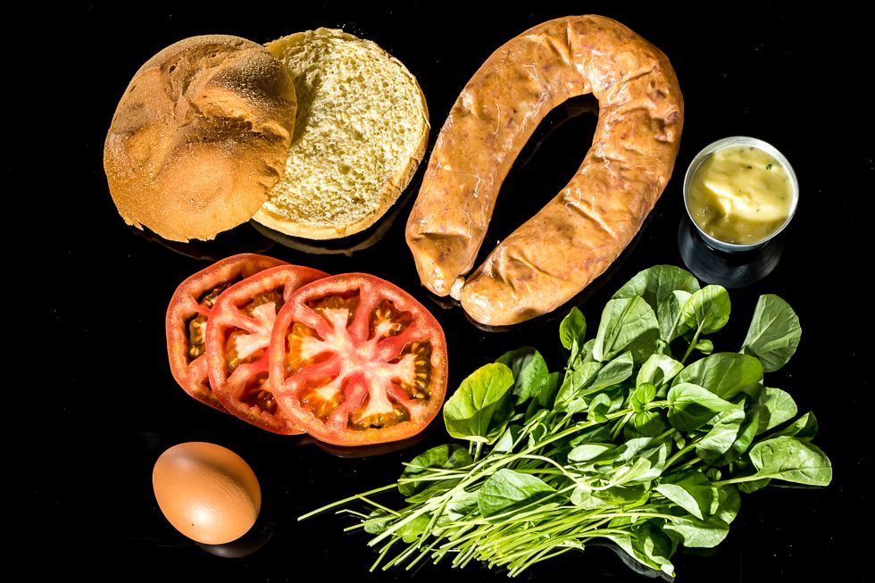 Ingredientes do It Lisboa, do It Burger (SP)