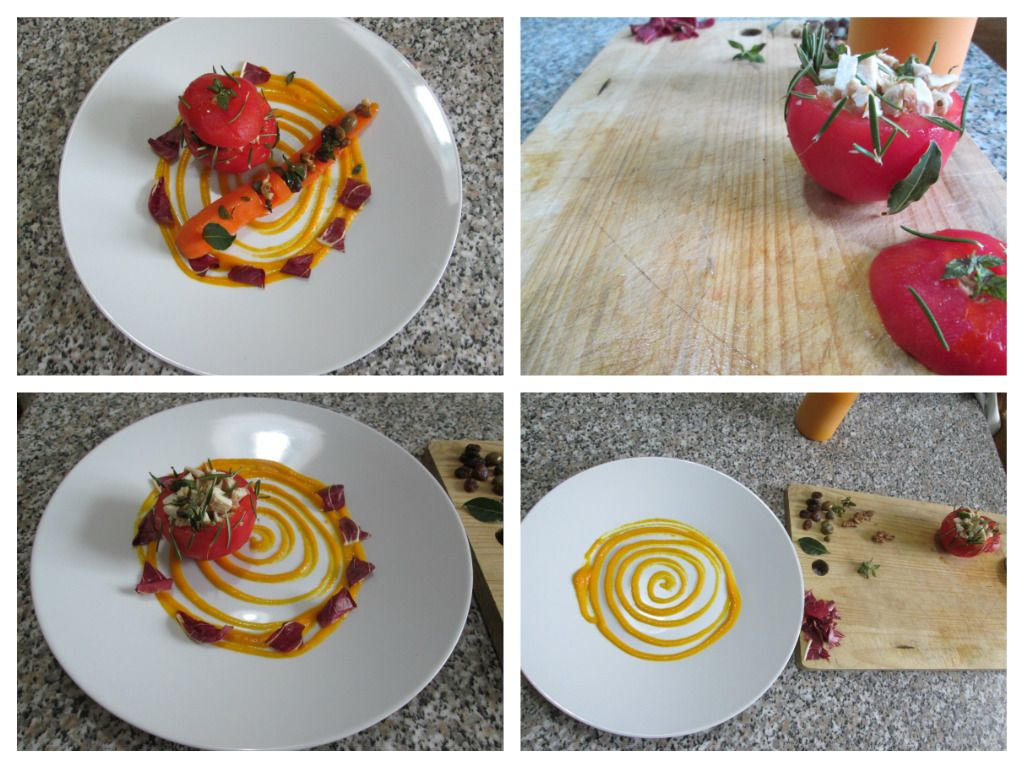Dindon  tomate et  carottes  Gino D'Aquino