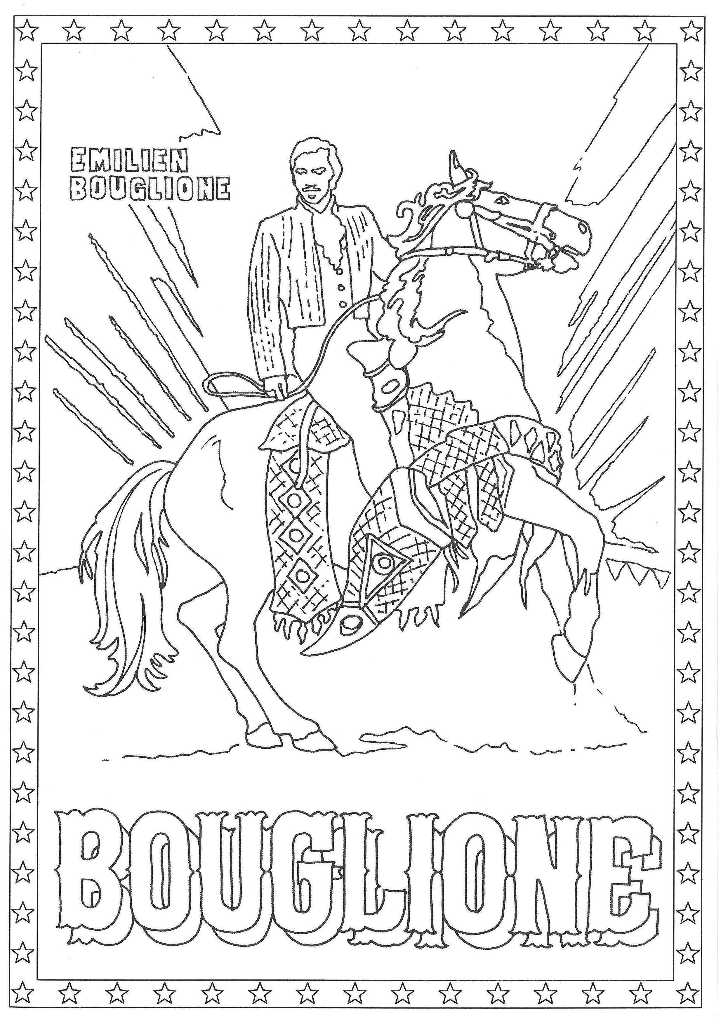 Toute la vie et les affiches du Cirque d Hiver Bouglione  colorier © Cirque d Hiver Bouglione Réservez vos places pour la Tournée ww…