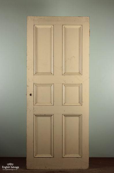 6 Panel Pine Door Internal Doors Pinterest Pine Doors Pine