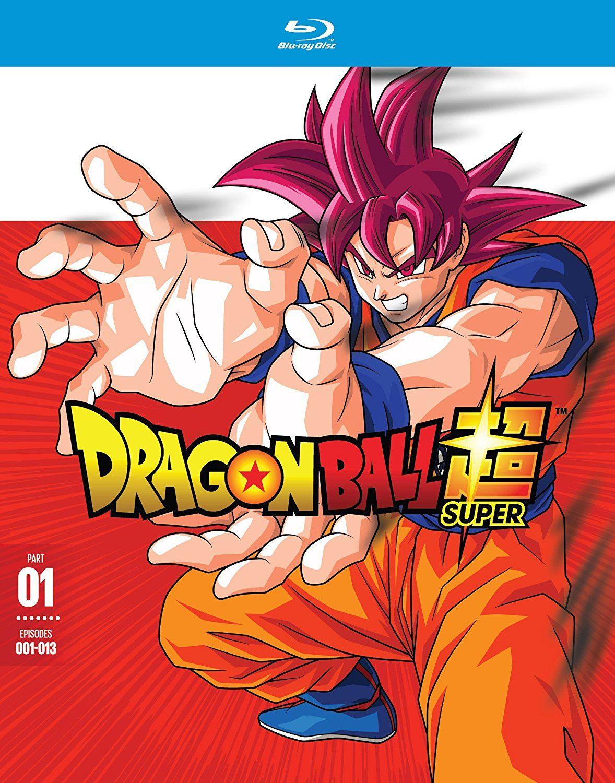 Dragon Ball Super Part One [Bluray] Dragon ball super