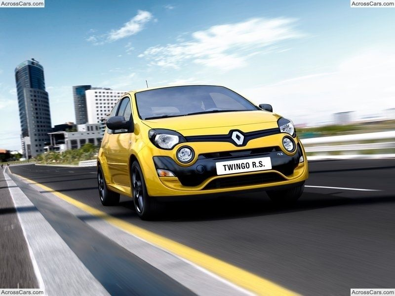 Renault Twingo Rs 2012 Automobile Sport Cars New Renault