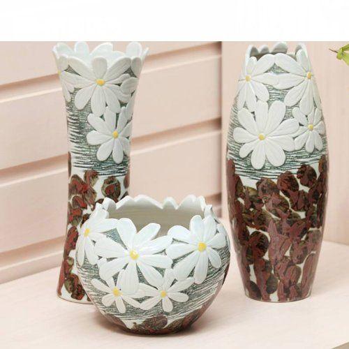 Modern Flower Vase Home Decoration Fashion Abstract Furnishing