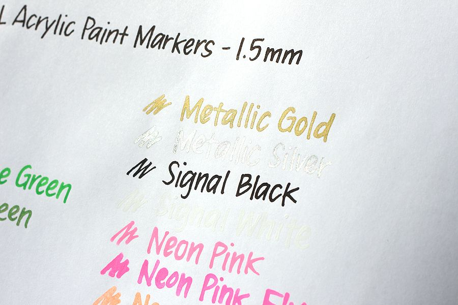 MOLOTOW One4All 127HS-CO Acrylique Marker 1.5 mm Metallic Gold 228
