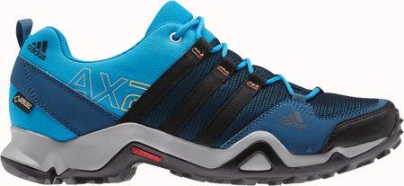 adidas ax2 gtx nella tribù blu / nero / solar blue le adidas per gli uomini.