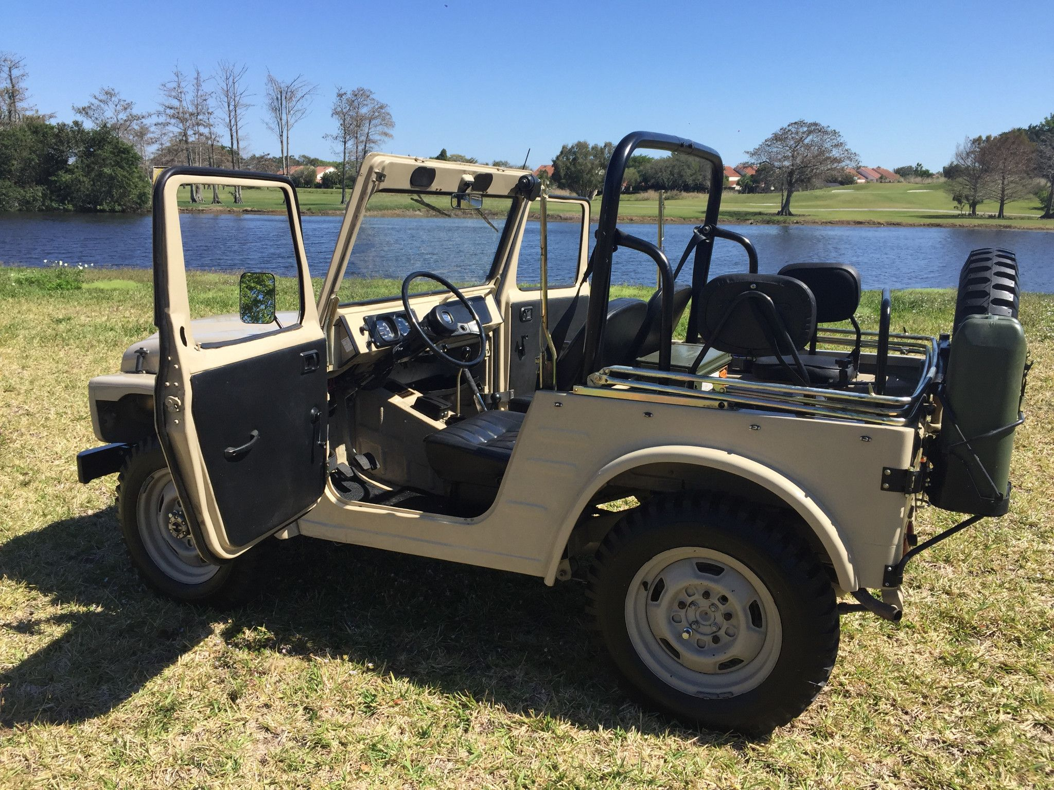 Bid for the chance to own a 1981 Suzuki LJ80 at auction with Bring a