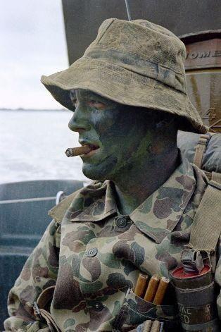 U.S. Navy SEAL/ST1, Vietnam 1969