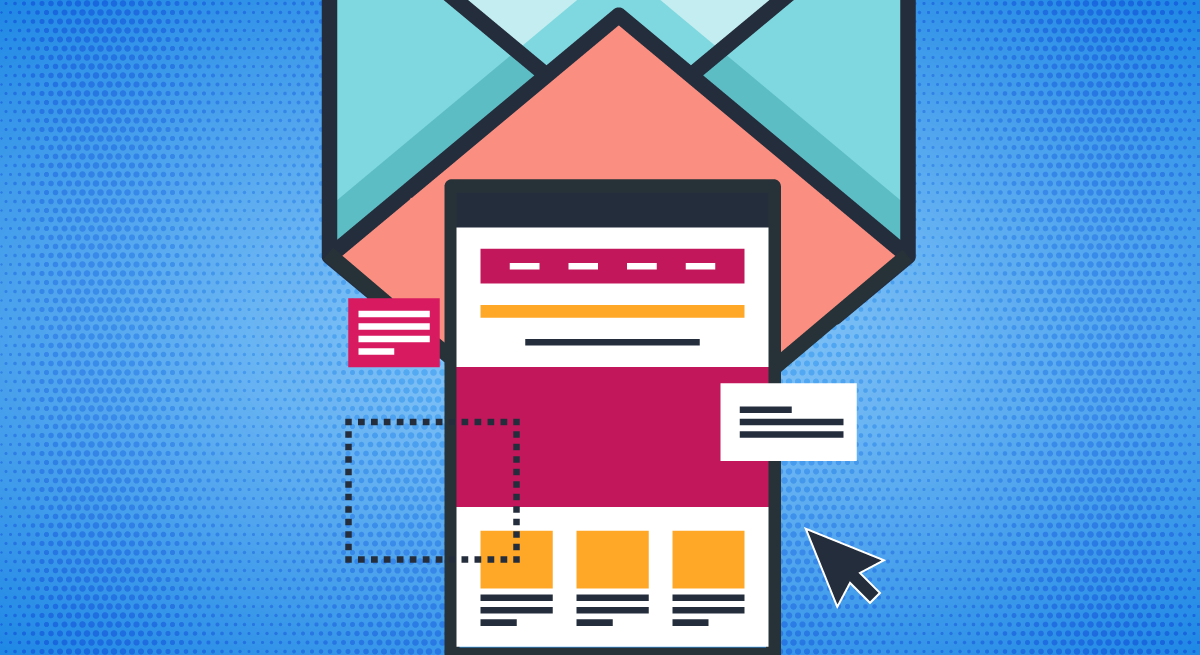 Creating and connecting your email campaigns with targeted landing pages to increase email engagement.
