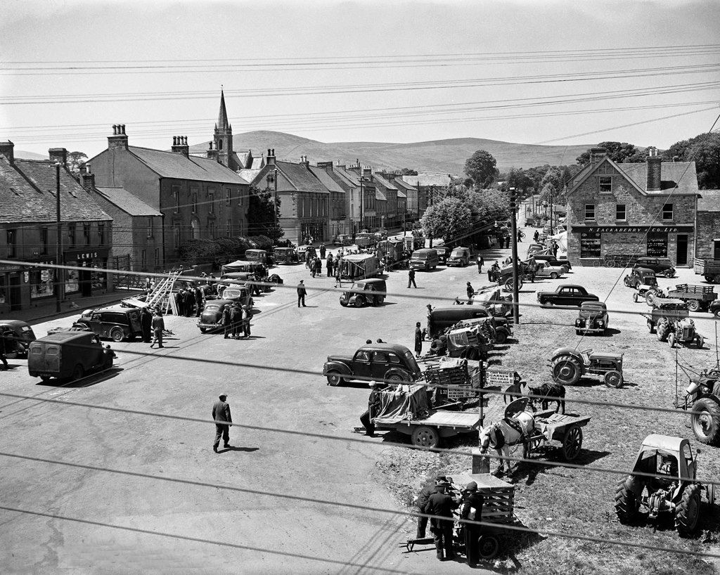 17th June 1957 Bunclody, County Wexford Ireland homes