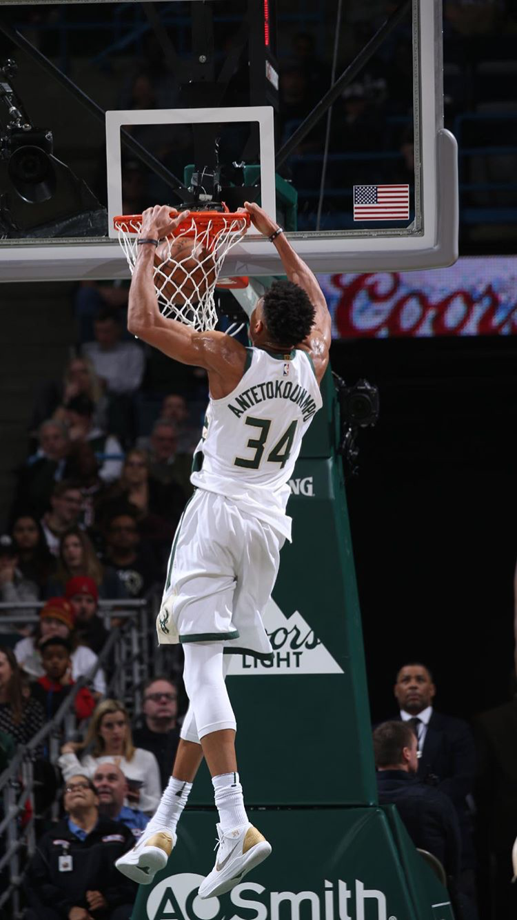 Giannis SLAM! Mvp basketball, Basketball players nba