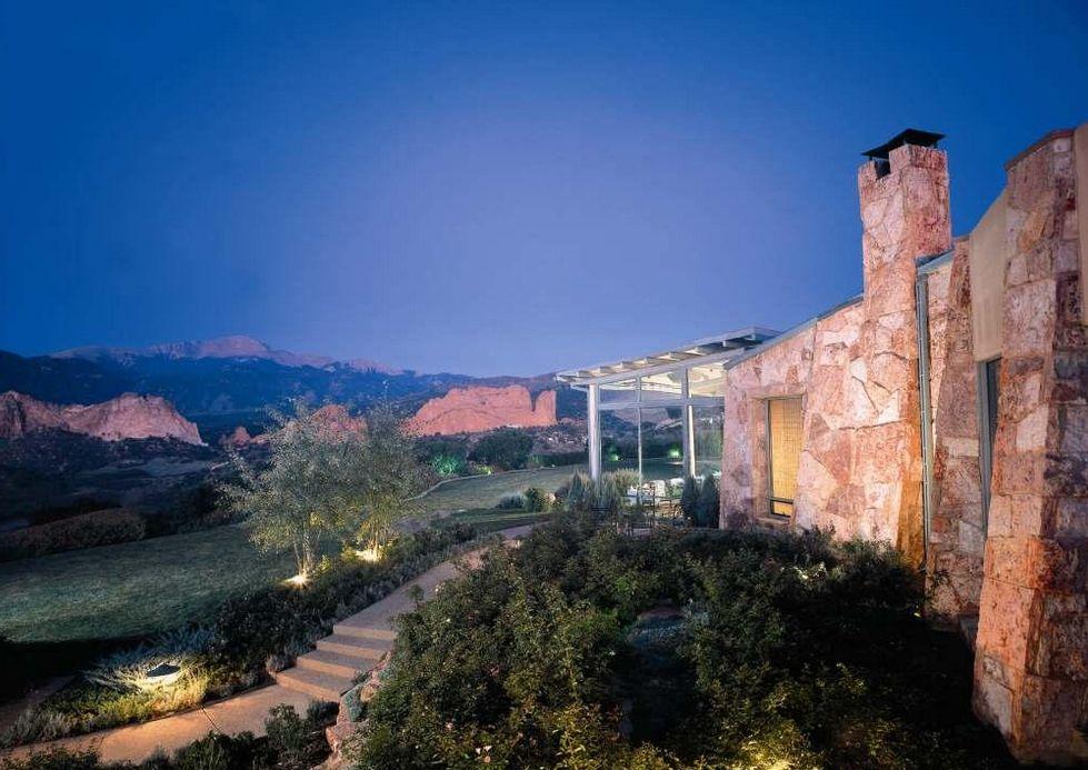 Garden Of The Gods Colorado Wedding Venues Affordable