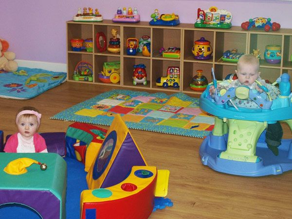 Daycare Layout Design for infant room | Rathfarnham Day Care, Creche ...