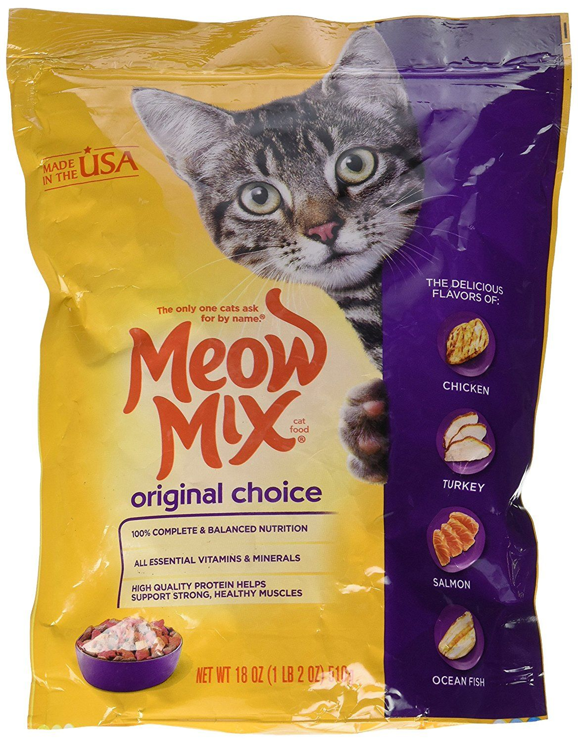 Meow Mix Original Choice Dry Cat Food Check Out The Image By Visiting The Link This Is An Affiliate Link P Healthy Cat Food Dry Cat Food Cat Food Brands