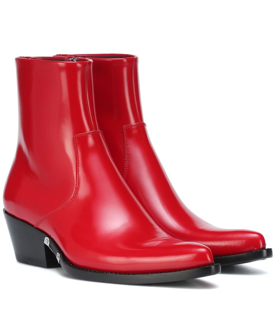 Calvin Klein 205W39NYC - Tiesa ankle