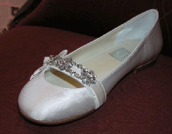Cute Wedding Flats | Wedding & Baby Showers | Pinterest | Wedding ...