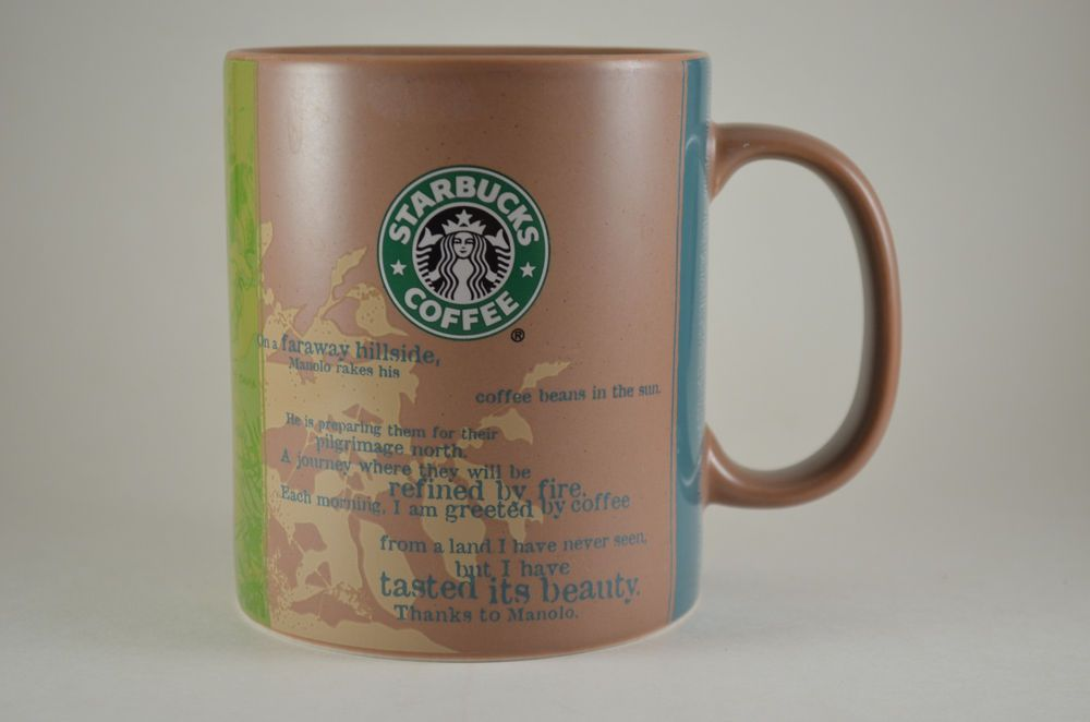 Mug Ethiopia Starbucks tanzania bean CoffeeAfrica Manolo kenya 6gyfb7