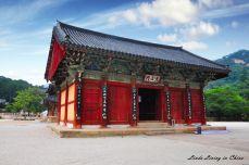 Songnisan Temple, Korea