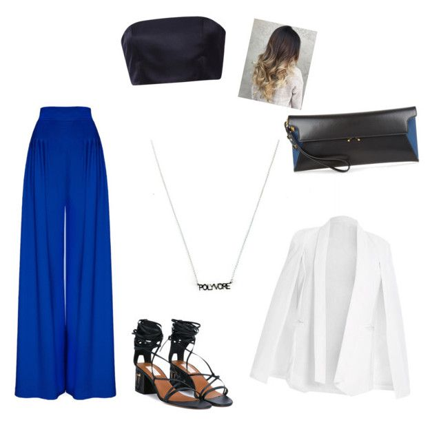 """""""Untitled #868"""" by katie-francesca-kelland on Polyvore featuring Katie Ermilio, Valentino, Marni, contestentry and styleinsider"""