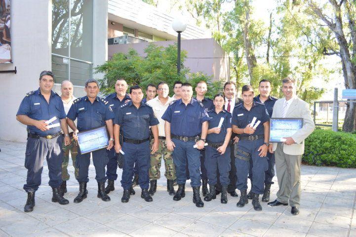 Reconocimiento a Policías arrecifeños