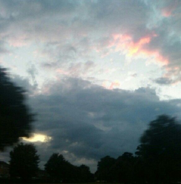 England sky's
