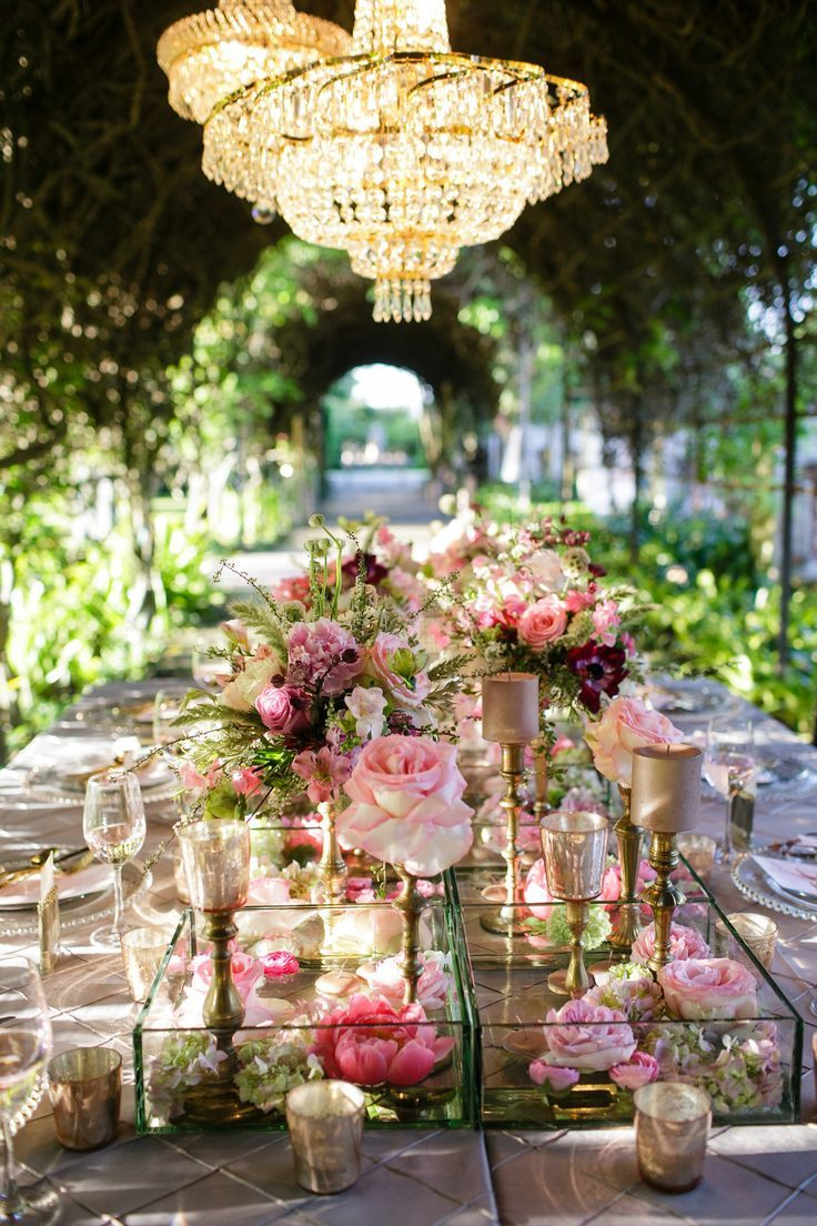 Outdoor garden wedding decoration ideas  The Most Extravagant Wedding Ideas for the Classic Bride  Wedding