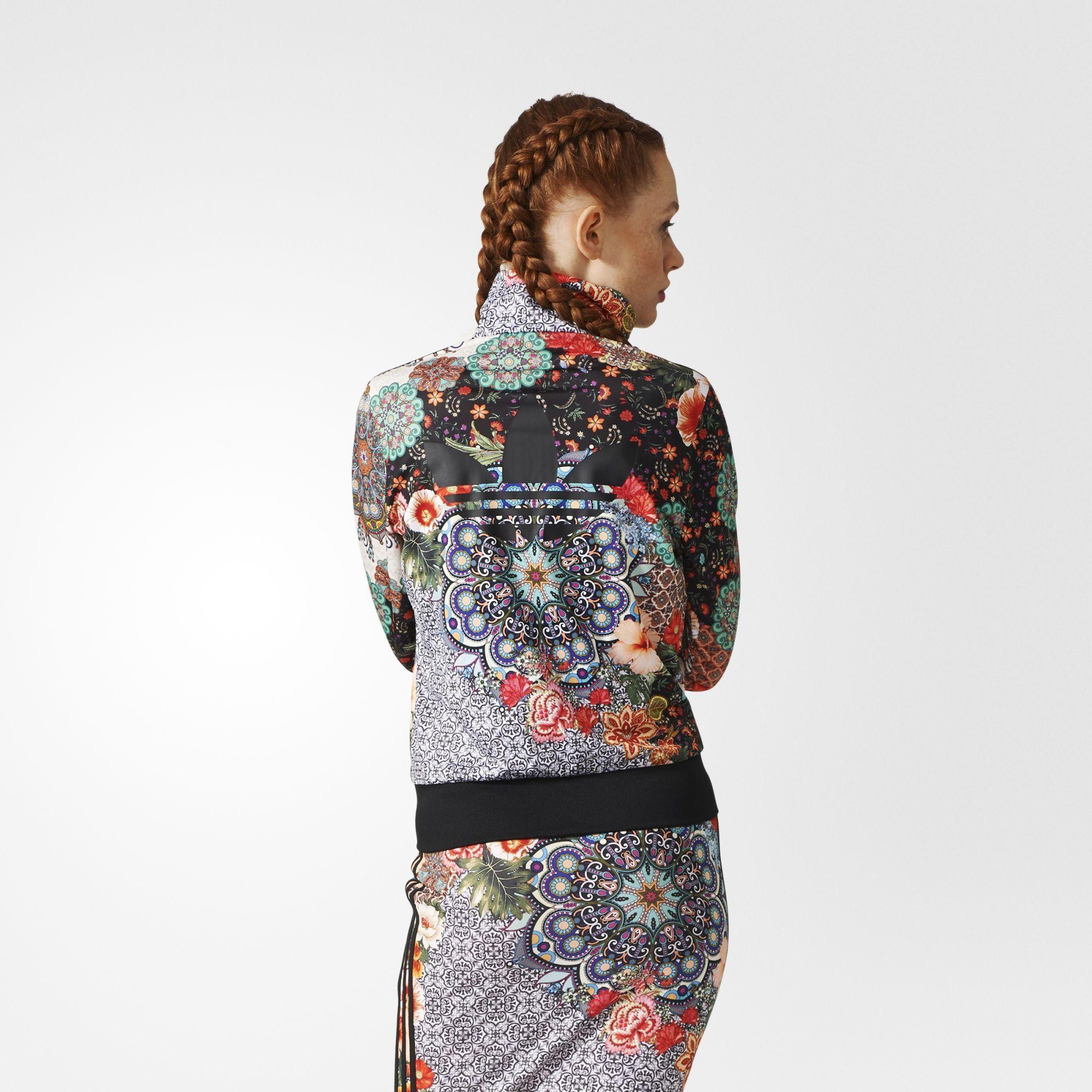Jardim Agharta Track Jacket | Adidas in 2019 | Fashion