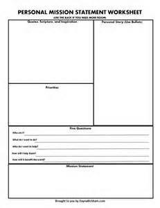 7 habits mission statement worksheet bing images products i love pinterest worksheets. Black Bedroom Furniture Sets. Home Design Ideas