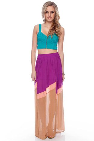 Kicking myself for not getting this skirt when I tried it on last week. Top,No thanks!