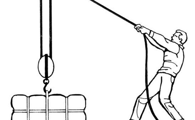 How Does A Block And Tackle Work