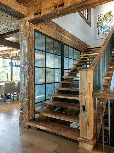 A Playful Home Built on History – Mountain Living