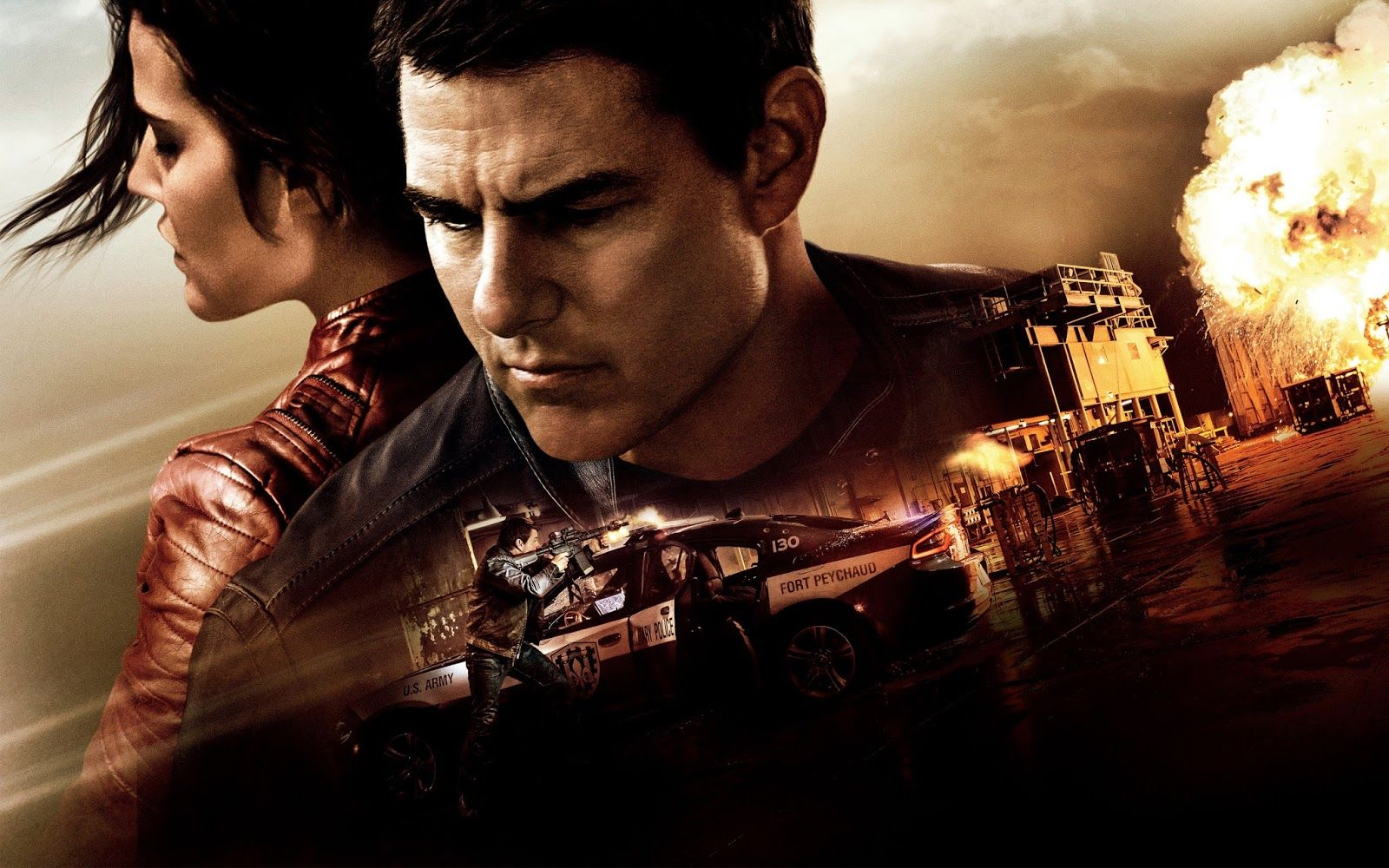 Out Now 260 Jack Reacher Never Go Back With Images Jack