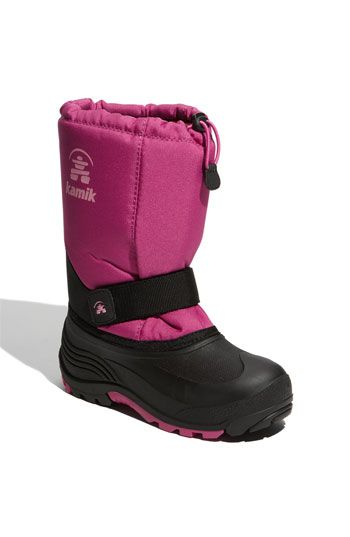 Kamik 'Rocket' Weatherproof Boot (Toddler, Little Kid & Big Kid) | Nordstrom