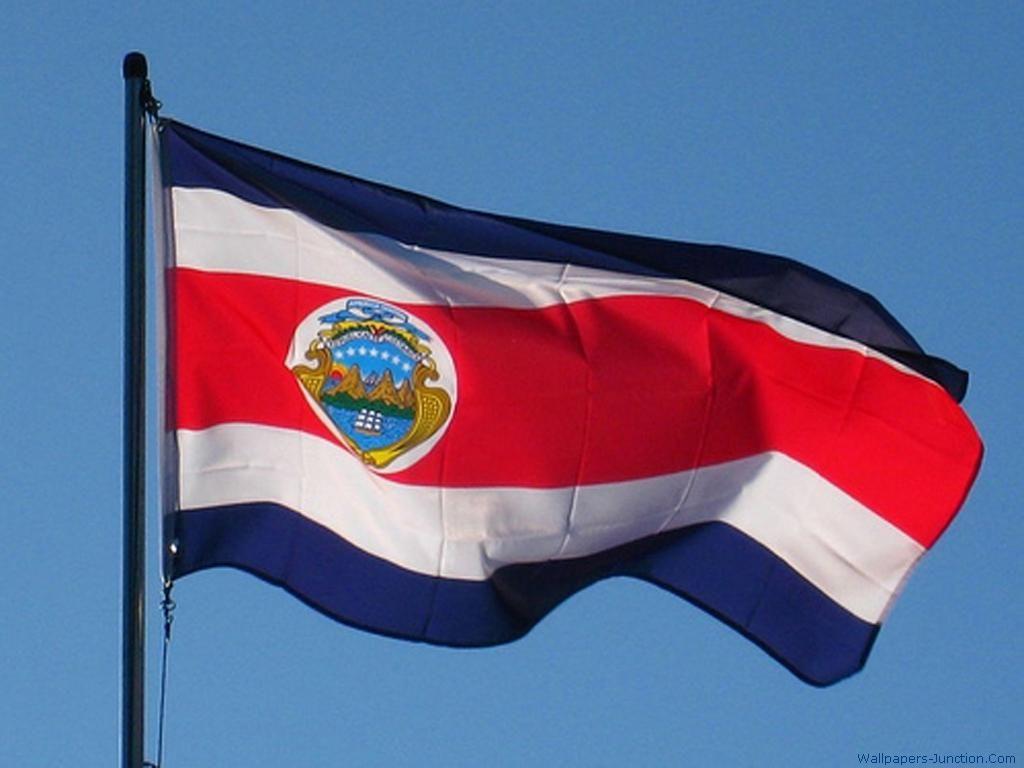 Welcome To Costa Rica Jonathan Madrigal Go Easy Bandera De