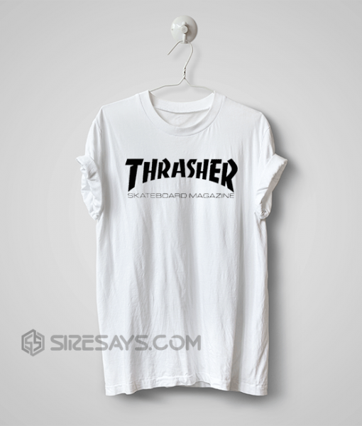 Thrasher T Shirt, Make Your Own Tshirt, Hand made item Cheap ...