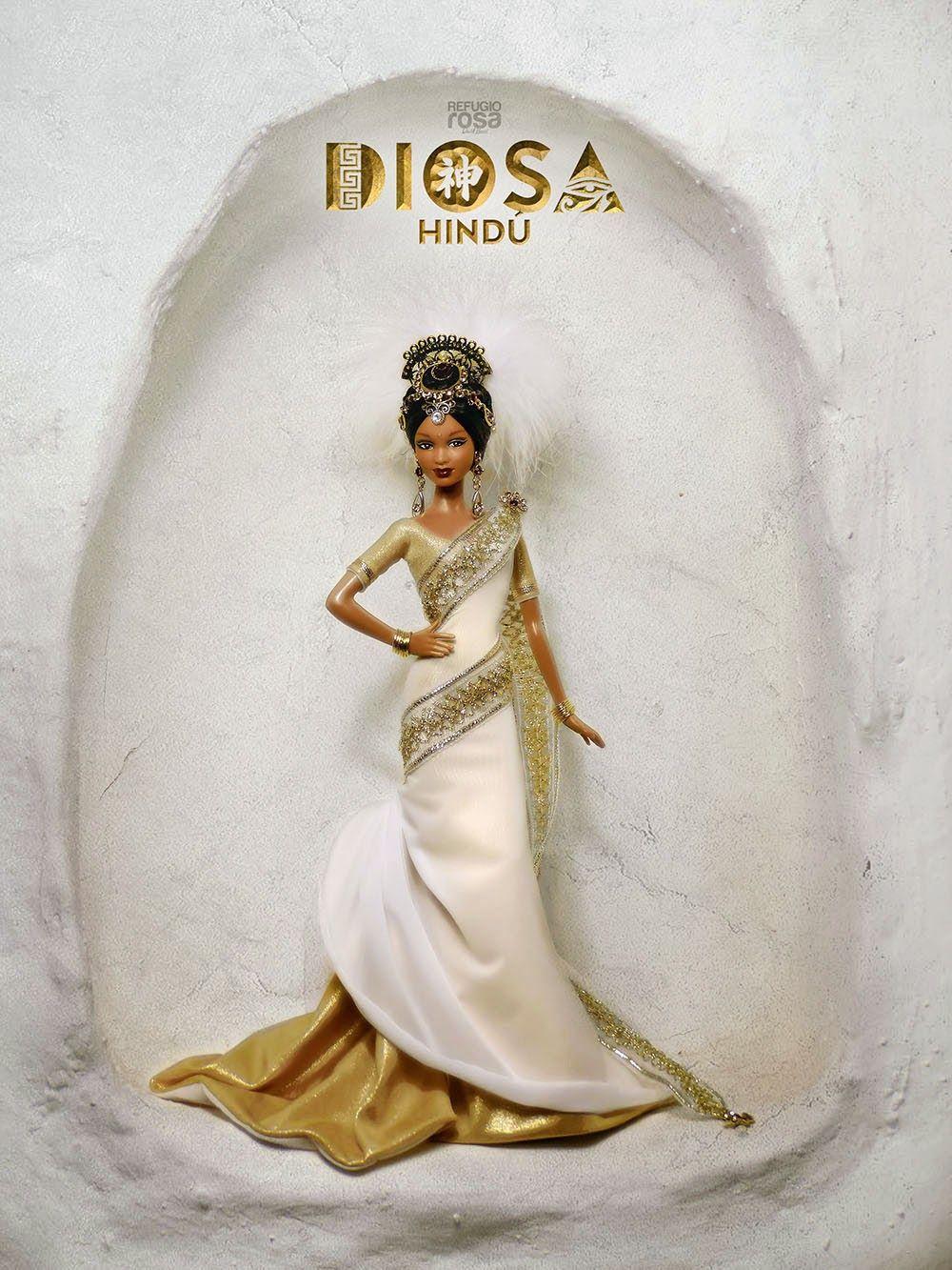 Refugio Rosa (David Bocci) - Colección Diosas
