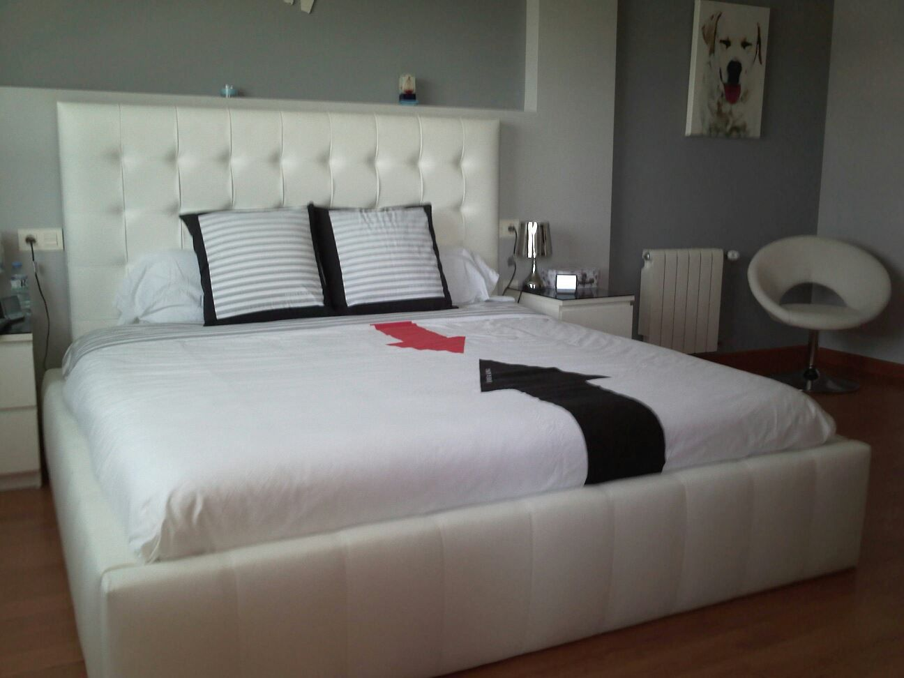 #Cabecero y bañera para la cama, echo a gusto del cliente