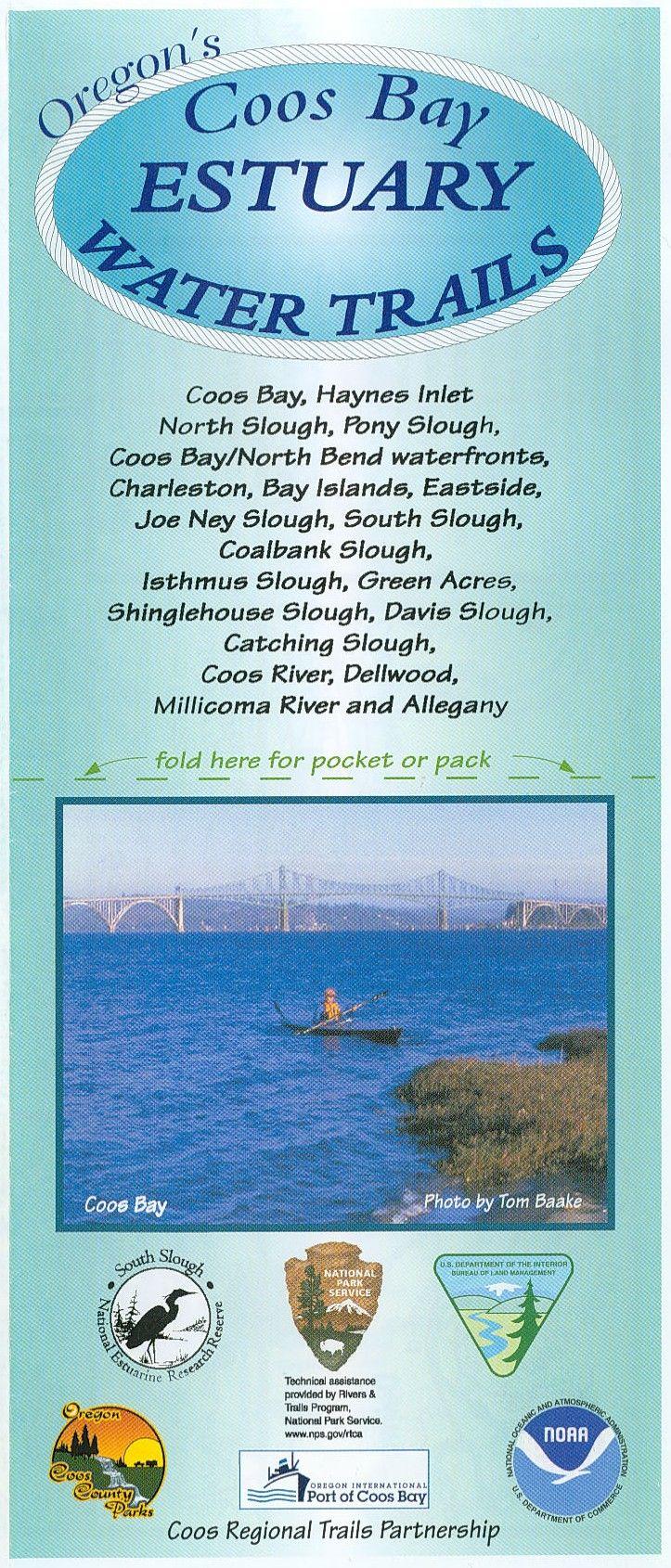 Coos bay oregon estuary allegany