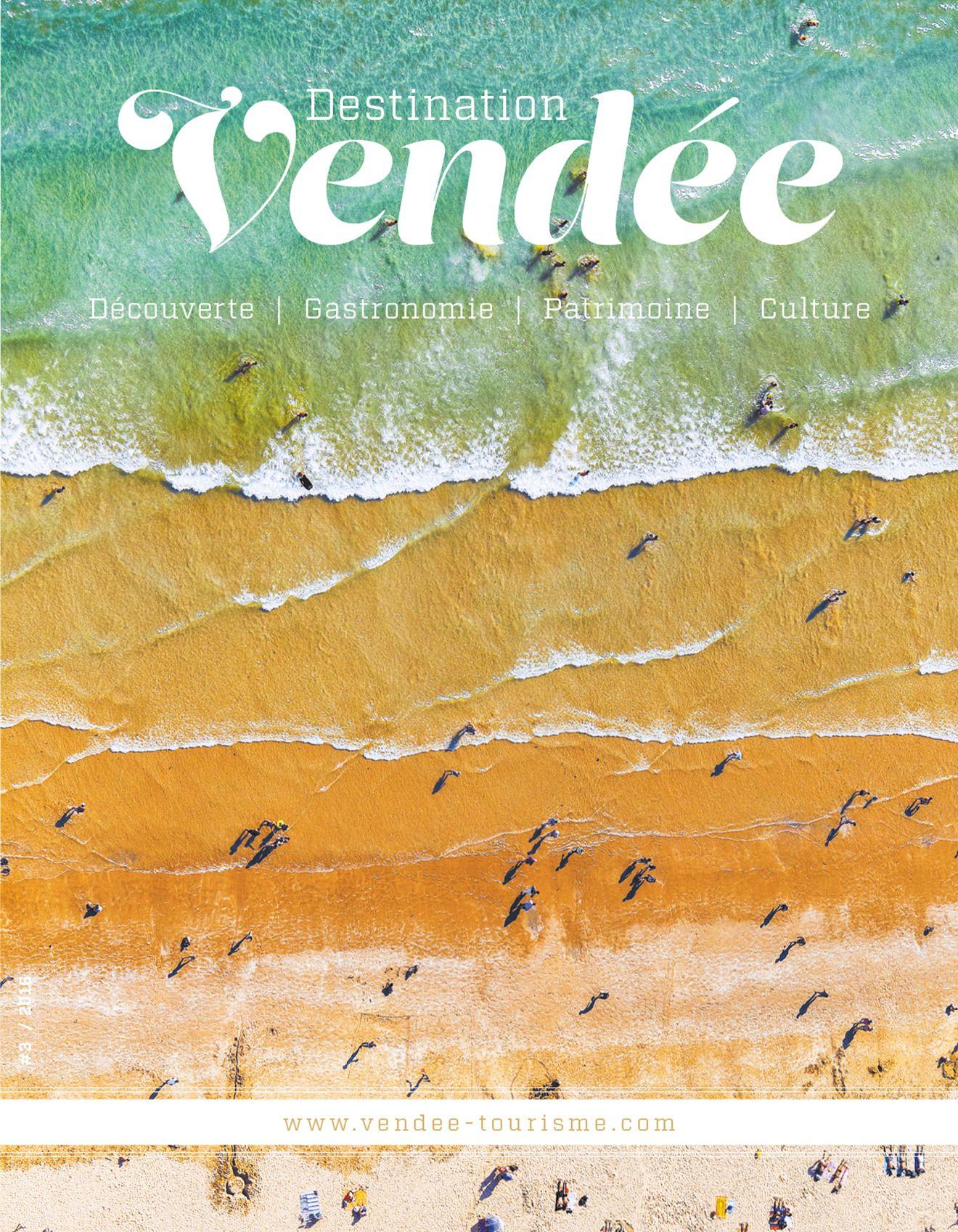 Creation Du Magazine Annuel De Vendee Expansion La Regie Publicitaire A Diffusion En