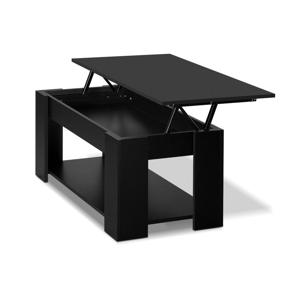 Artiss Lift Up Top Coffee Table Storage Shelf Black Only Aud 036 118 58 Artiss Lift Up Top Coffe Coffee Table With Storage Coffee Table Solid Coffee Table [ 1000 x 1000 Pixel ]