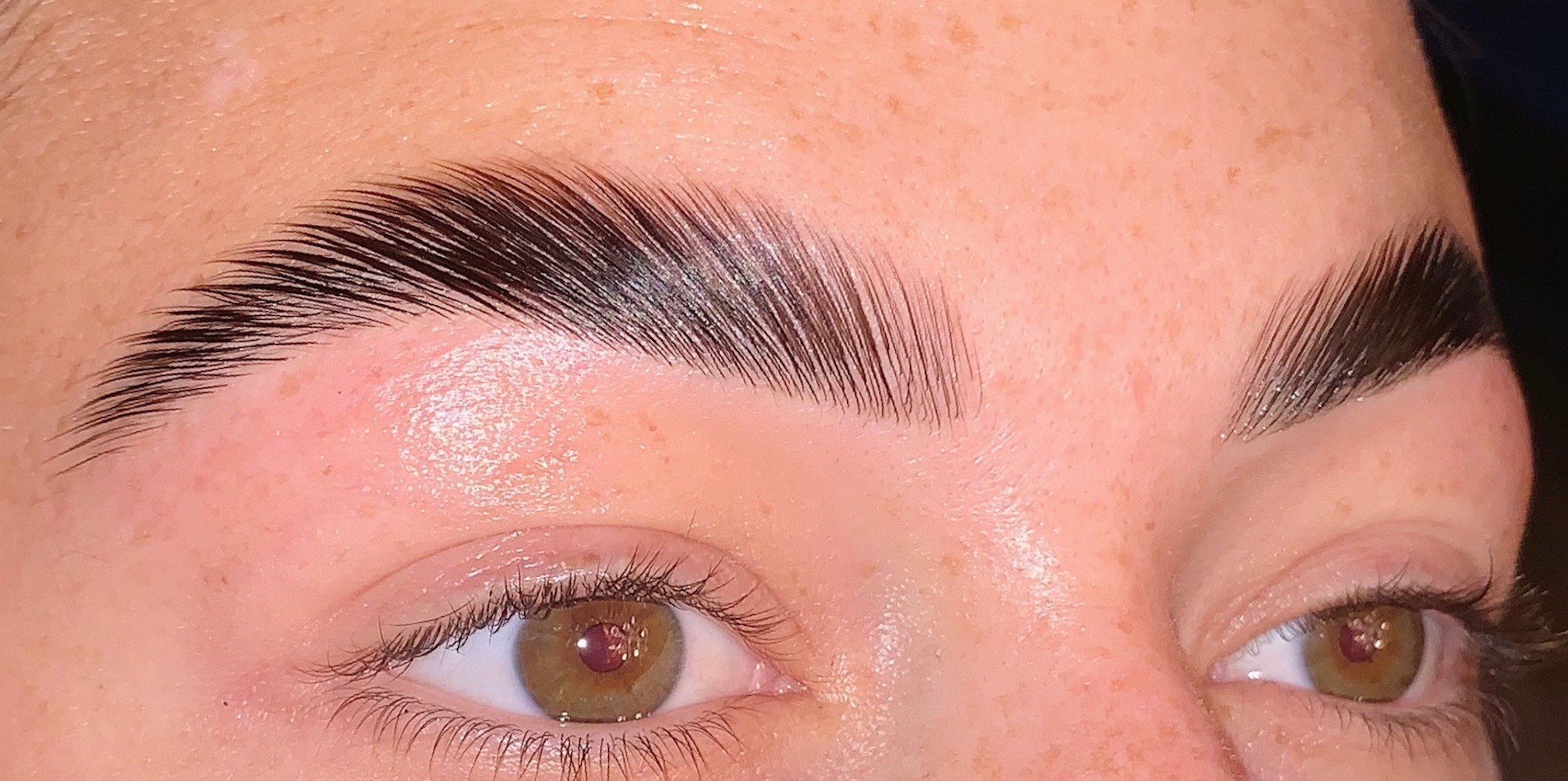 What Is Brow Lamination Microblading Alternative Taking Over
