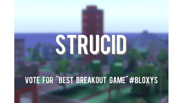 (EDITING) Strucid (Alpha) - Roblox | Breakout game, Games