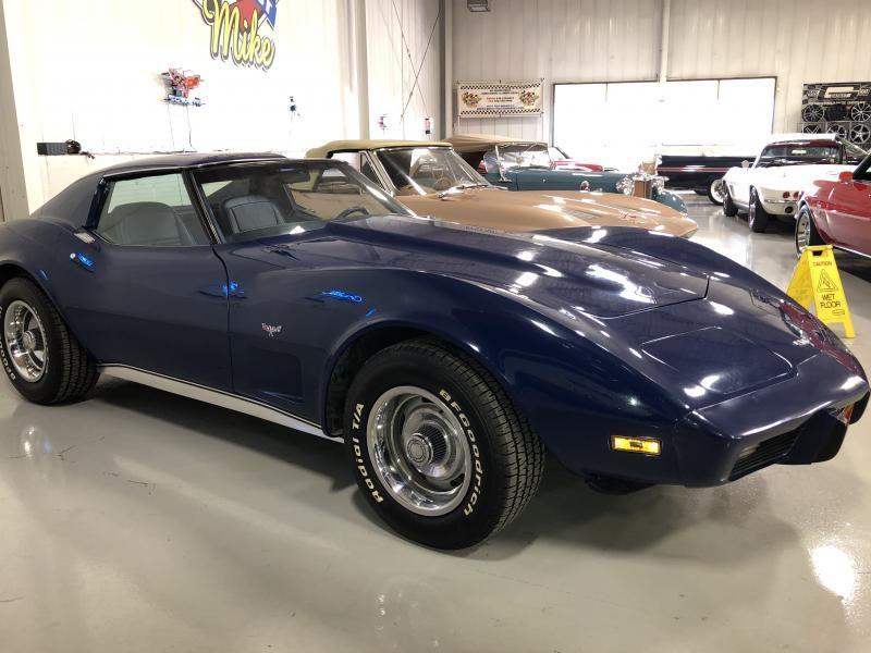 1977 Corvette Coupe For Sale Illinois 1977 Corvette Coupe 12 990 Listing 81704 Corvette Corvette For Sale 1977 Corvette