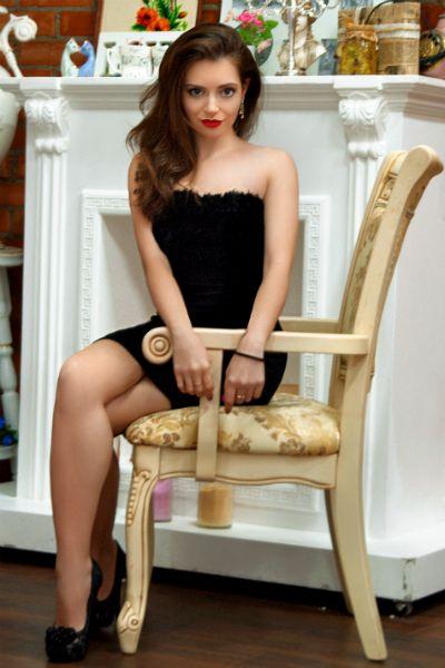 Ukrainian Adorable Woman Inna 24 years old Ukraine Nikolaev