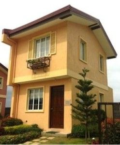 Camella Homes Tagbilaran Bohol Marga House Details 2 Storey