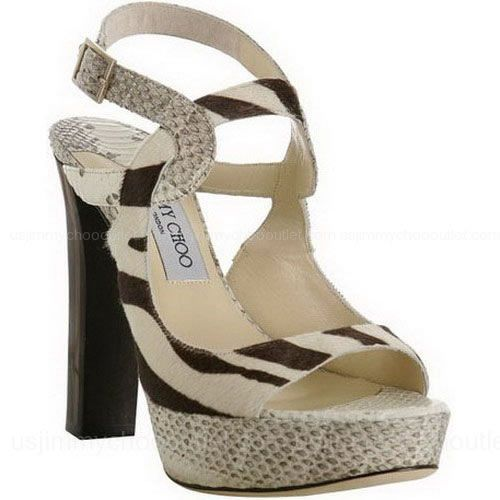 perfect online outlet fashion Style Jimmy Choo Ponyhair Platform Sandals N34gKEzP7D