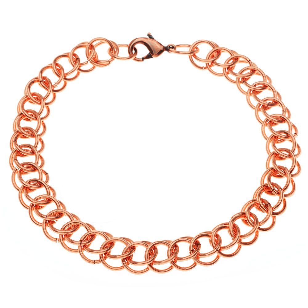 Tutorial how to gregory chain maille bracelet beadaholique