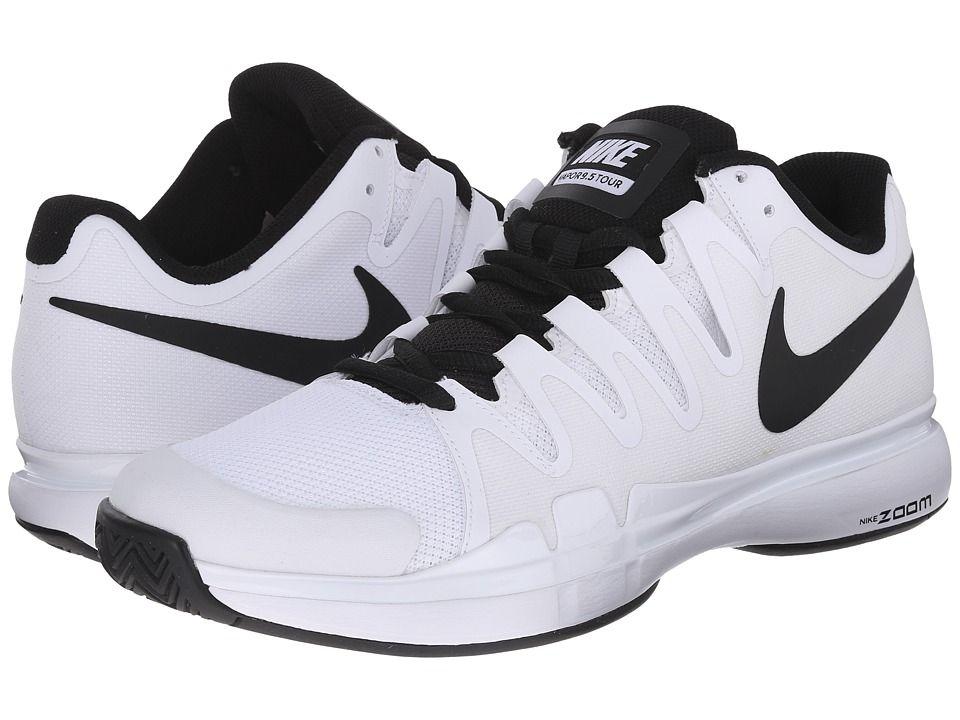 66782a3be51 NIKE NIKE - ZOOM VAPOR 9.5 TOUR (WHITE BLACK BLACK) MEN S TENNIS SHOES.   nike  shoes